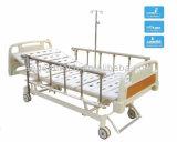 Zentrales Krankenhaus-elektrisches geduldiges Bett des Bremssystem-AG-Bm107