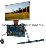 ' le module 8 industriel supporte des entrées de VGA/Vidoe/HDMI/Audio