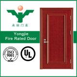 Дверь доказательства пожара UL одиночного двойника Listed