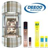 Elevatore panoramico del migliore di prezzi elevatore di vetro commerciale caldo di vendita