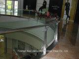Селитебный крытый Railing лестницы балкона нержавеющей стали для лестниц