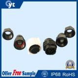 IP68 elektrische LED im Freienbeleuchtung-wasserdichter Verbinder