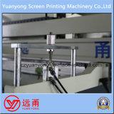 광고 인쇄를 위한 고속 편평한 실크 스크린 인쇄 기계