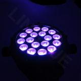 中国18*10W DMX 512 LEDの同価ライト屋外IP66