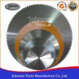 blad van de Zaag van de Muur van de Diamant van de Fabriek van 6001800mm China het Professionele