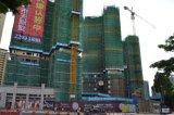 構築の建物装置の油圧タワークレーン