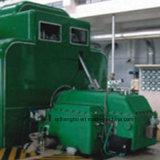 Rückstau-Dampf-Turbine, anwendbar für Erzeugung und das Fahren