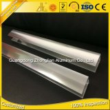 sterben Aluminiumlegierung 6063 6063 Strangpresßling-Polierprofil für Dekoration-Material