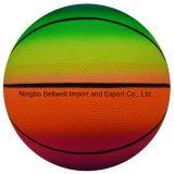 Belüftung-Regenbogen-Wasserball-Basketball für Kinder
