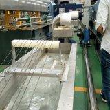 Van certificatie Ce Plastic Dubbele Schroef Masterbatch die Pelletiserend Lijn samenstellen