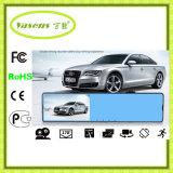 """170程度2.7の""""インチLCD二重レンズのデジタル前部1080P完全なHD F198車DVR"""