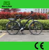 Vélo électrique intense du moteur 250W de pivot de type d'homme à vendre