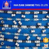 Huazuan 다이아몬드 철사는 대리석 구획 절단을%s 보았다