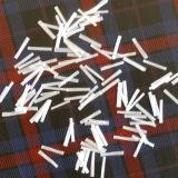 Qualitätep-Glasfaser gehackte Stränge