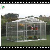 vidrio inferior claro adicional del hierro de 3-19m m para la casa verde/el acuario