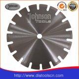 300mm het Blad van de Diamant: Het Blad van de Zaag van de laser voor Asfalt