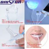Kit de gel de branqueamento de dentes dentais com 3 Gel e 16 Blue Light