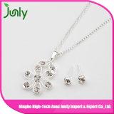 Ожерелье ювелирных изделий серебряного цепного цветка ожерелья изготовленный на заказ серебряное