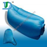 膨脹可能なLoungerの椅子の空気不精な豆袋のソファーを満たす速い空気