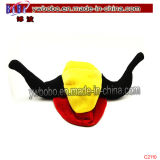 Rifornimento del partito del cappello del partito di Halloween del cranio del pirata di carnevale (C2104)