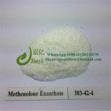 Polvere bianca Methenolone Enanthate di purezza di 99% con i campioni