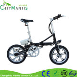 16 bici plegable adulta de moda de la pulgada 36V 9ah mini E