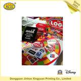 Le jeu de société de carte de jeu d'usager de logo (JHXY-BG1607061)