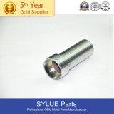 polea de sincronismo de aluminio 140-8m-30, 32m m gruesos, con los bordes de acero gruesos de 2m m en ambas caras