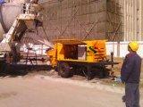Schlussteil-Eingehangener Betonpumpe-Diesel, elektrisch