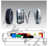 Sello mecánico Bp02 del bramido del elastómero