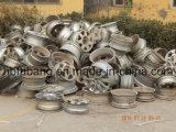 Schroot 6063 van het Wiel van de Legering van het aluminium 99.9% het Hete Verkopen