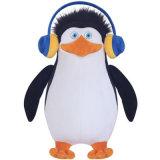 Jouet fait sur commande de peluche de jouet de peluche de pingouin