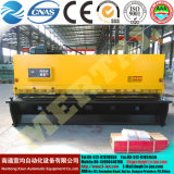 ¡Venta caliente! QC12y-8X3200 máquina que pela de la viga hidráulica del oscilación (CNC)