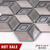 Fábrica de Foshan Precio barato de baldosas de cerámica mosaico de vidrio