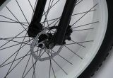 2018 bici sin cepillo trasera del motor 48V 500W de Bafang del eje