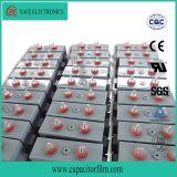 Capacitor de alta tensão armazenado energia