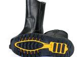 Warm-houdt de Echte Laarzen van de Veiligheid van het Leer