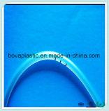 Extremidad cerrada redondo atraumático del catéter suave plástico transparente de Nelaton