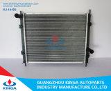 Radiador de aluminio auto de Mtisubishi del coche para la comprensión Mt de Mitsubishi