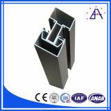 Brillantez V Ranura riel de aluminio de extrusión de perfil