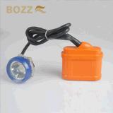 Lámpara de mineros del carbón LED de la batería de la certificación Ni-MH del Ce de Bozz Kj7lm