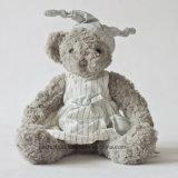 Nieuwe Punten Gevulde Teddybeer met Kleding
