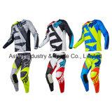 Professionele Douane Mx Jerseys/de Reeksen van het Toestel van de Fiets van het Vuil van de Motocross van de Broek (AGS02)