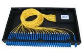250um/0.9mm/2.0mm/3.0mm 아BS 상자 PLC 쪼개는 도구 광섬유 쪼개는 도구