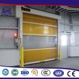 La puerta rápida -10/CE certificó