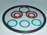 Колцеобразное уплотнение резины EPDM/Silicone/NBR/Viton/HNBR/FKM/SBR/FPM/Cr/NR