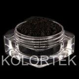 Surtidor negro cosmético del polvo de los óxidos de hierro