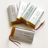 батарея иона Li-Po перезаряжаемые Li полимера лития 3.7V 560mAh 602248 для игрушек видеоигры MP3 MP4 MP5 GPS PSP
