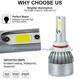 Evitek 최신 인기 상품 36W 3800lm LED 차 빛 C6 6000k 9005 차 헤드라이트를 위한 9006 H4