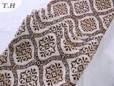 2017 o projeto tecido oval da tela do jacquard (FTH32073B)